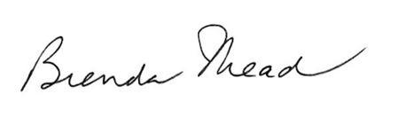 Brenda clip signature